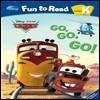 Disney Fun to Read K-05 Go, Go, Go!