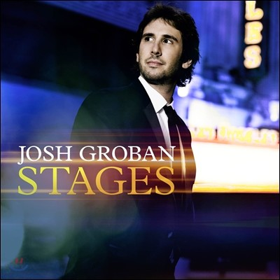 Josh Groban - Stages (Deluxe Edition)