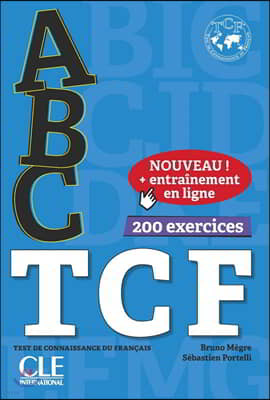 ABC TCF (+CD MP3, Corriges)