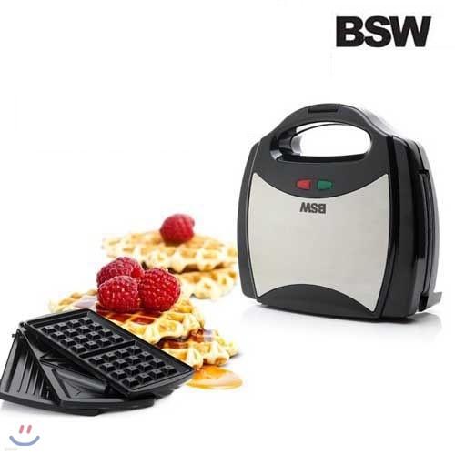 BSW 간식맨 다용도메이커 BS-1407-SM (와플,샌드...