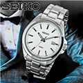 정품 세이코 SUR057P1 고급아날로그시계  남자시계 메탈시계