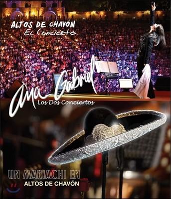 Ana Gabriel - Altos de Chavon : Los Dos Conciertos