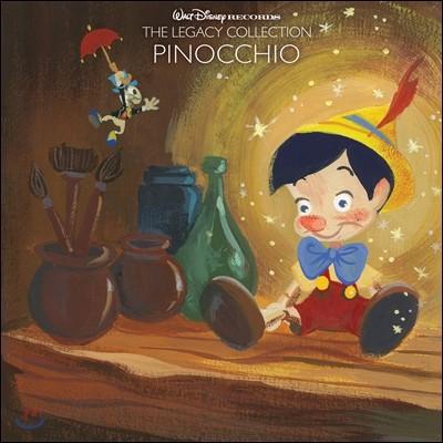 월트 디즈니 레거시 컬렉션 - 피노키오 사운드 트랙과 스코어 모음집 (Walt Disney Records The Legacy Collection: Pinocchio)
