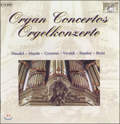 오르간 협주곡 모음집 : 하이든, 헨델, 코레트 (Organ Concerto : HandelㆍHaydnㆍCorretteㆍVivaldiㆍStanleyㆍBrixi)