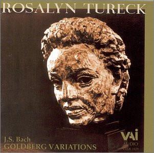 Rosalyn Tureck 바흐: 골드베르크 변주곡 - 로잘린 투렉 (Bach: Goldberg Variations, BWV988)