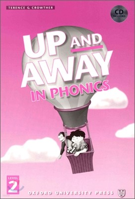 Up and Away in Phonics 2 : Phonics Book + CD