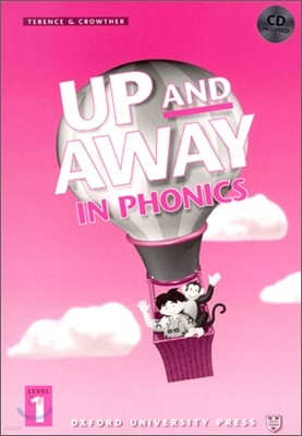 Up and Away in Phonics 1 : Phonics Book + CD