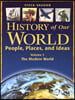 History of Our World : People, Places, and Ideas Vol.2 : The Modern World