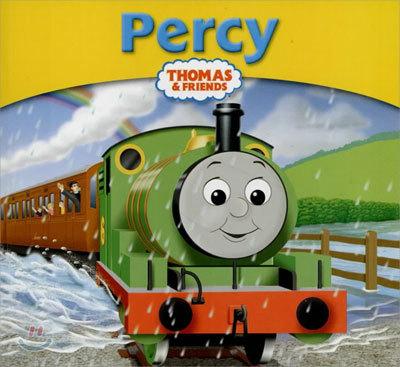My Thomas Story Library : Percy