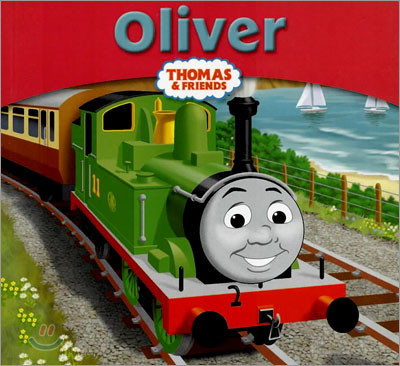 My Thomas Story Library : Oliver