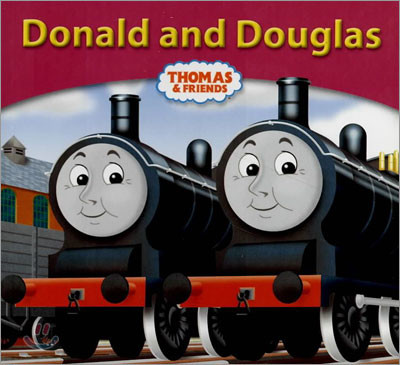 My Thomas Story Library : Donald and Douglas