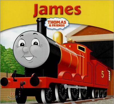 My Thomas Story Library : James