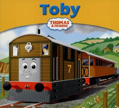 My Thomas Story Library : Toby