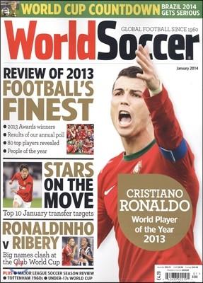 [정기구독] World Soccer (월간)