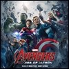 Avengers: Age of Ultron (�����: ������ ���� ��Ʈ��) OST (Original Motion Picture Soundtrack)