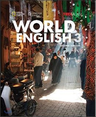 World English : 3 Student Book with Online Workbook