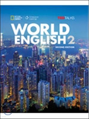 World English : 2 Student Book with Online Workbook