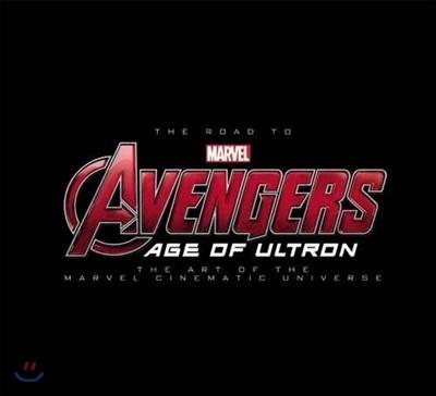 Road to Marvel's Avengers: Art of Marvel Cinematic Universe