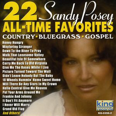 Sandy Posey - 22 All Time Favorites