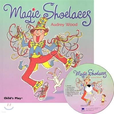 [노부영]Magic Shoelaces (Paperback & CD Set)