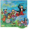 [��ο�]I Am the Music Man (Paperback & CD Set)