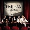 Five Sax �̼�/ �ظ� ����/ ��� ����/ Up �� ��ȭ���� (At The Movies)