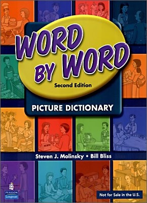 Word by Word Picture Dictionary 2/E