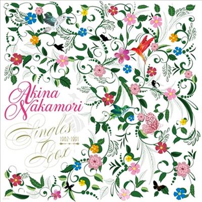 Nakamori Akina (나카모리 아키나) - Singles Box 1982-1991 (28CD) (완전생산한정반)