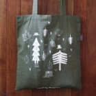 CBB cotton bag M 03 Forest