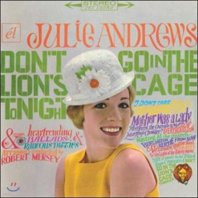 Julie Andrews 줄리 앤드류스 뮤지컬 녹음집 (Don't Go In The Lion's Cage Tonight + Broadway's Fair)