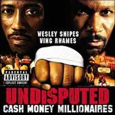 [중고] O.S.T. / Undisputed: Cash Money Millionaires (수입)