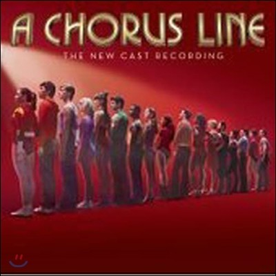 O.S.T. / A Chorus Line - The New Cast Recording (코러스 라인/미개봉)