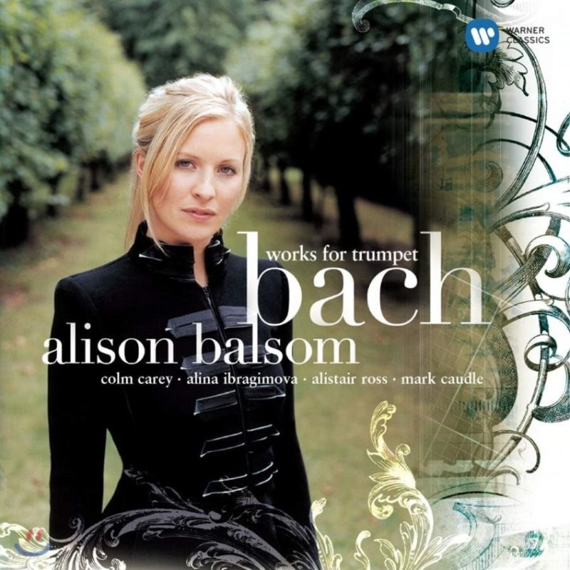 Alison Balsom 바흐: 트럼펫 작품집 (Bach: Works For Trumpet) 알리슨 발솜