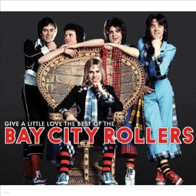 Bay City Rollers - Give A Little Love: Best Of Bay City Rollers (2CD)
