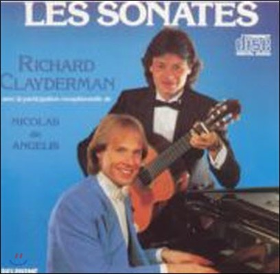 [중고] Richard Clayderman / Les Sonates (수입)