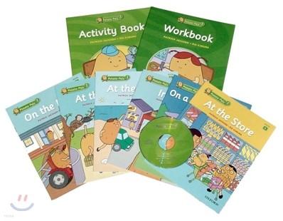 Potato Pals 2 Set : Student Book + Activity Book + Work Book + CD