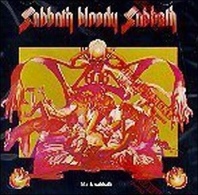 중고] Black Sabbath / Sabbath Bloody Sabbath (수입/미개봉)