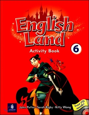 English Land 6 : Activity Book with Audio CD