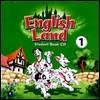 English Land 1 : Audio CD