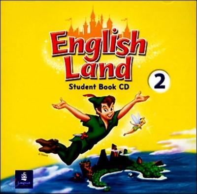 English Land 2 : Audio CD