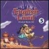 English Land 5 : Audio CD