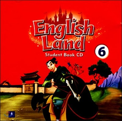 English Land 6 : Audio CD