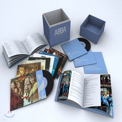 Abba - The Complete Studio Recordings (Limited Edtion)