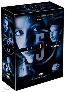 엑스 파일 : 시즌 5 박스 셋트  무삭제 (7Disc)