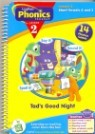[LeapPad Book] Phonics 2 : Tad's Good Night