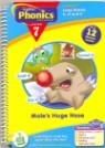 [LeapPad Book] Phonics 7 : Mole's Huge Nose
