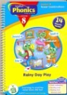 [LeapPad Book] Phonics 8 : Rainy Day Play