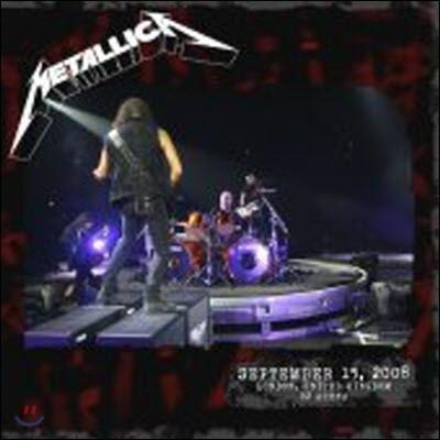 Metallica / September 15, 2008, London, United Kingdom, 02 Arena (2CD/Bootleg/수입/미개봉)