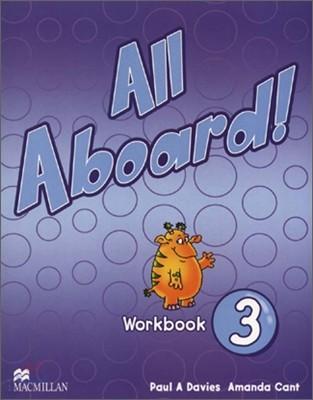 All Aboard 3 : Workbook