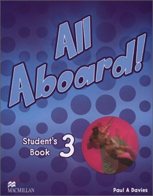 All Aboard 3 : Student Book